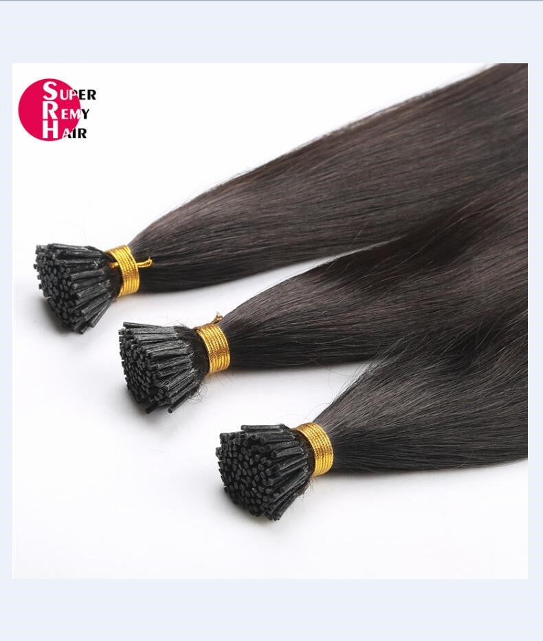 I Tip Hair Extensions 8a Grade 100 Human Hair Extensions 12 30 Inch