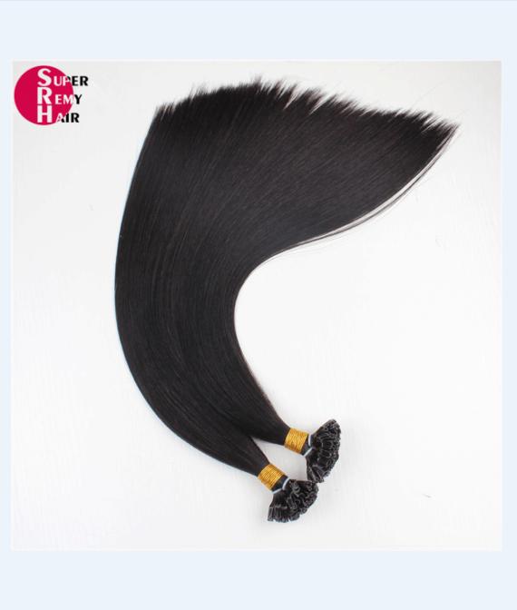 Super Remy Hair-100% human hair extensions u tip hair extensions