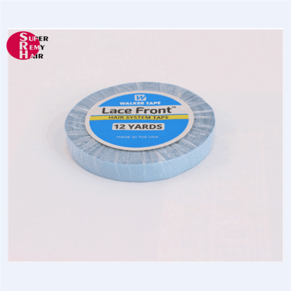 Super Remy Hair-100% human hair extensions us blue tape roll