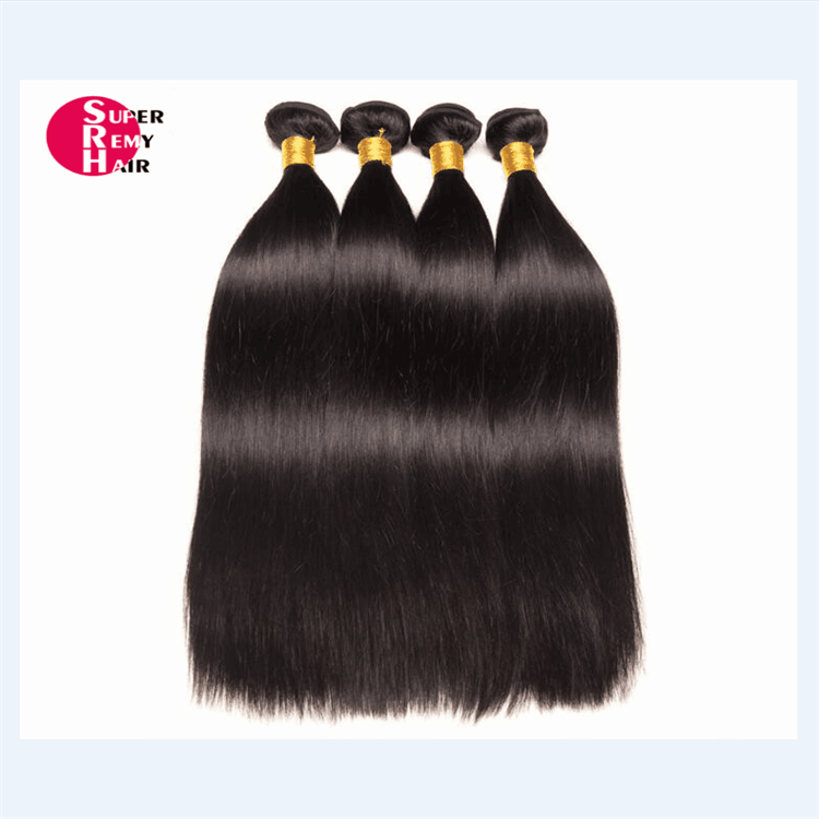 Hair Weft 6a Grade 100 Human Hair Extensions 12 30 Inch Nature