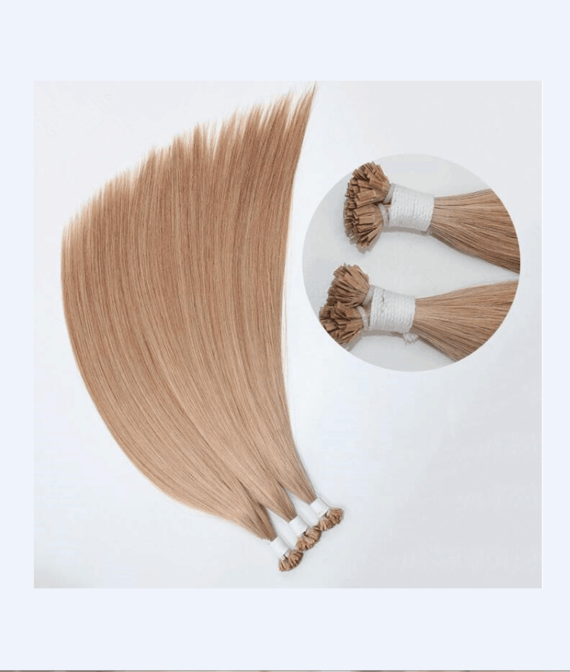 super remy hair flat tip hair extensions (1)