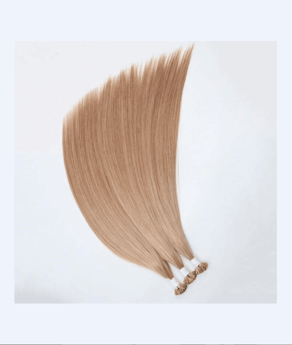 super remy hair flat tip hair extensions (2)