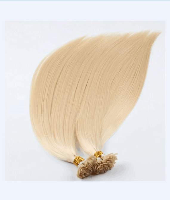 super remy hair flat tip hair extensions (4)
