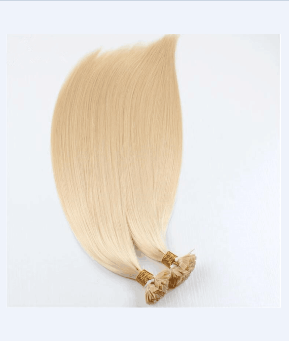 super remy hair flat tip hair extensions (6)
