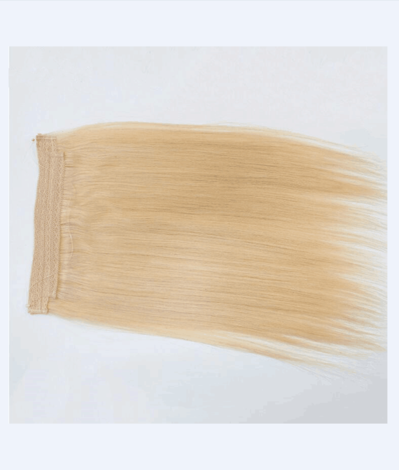 super remy hair halo hair extensions (2)