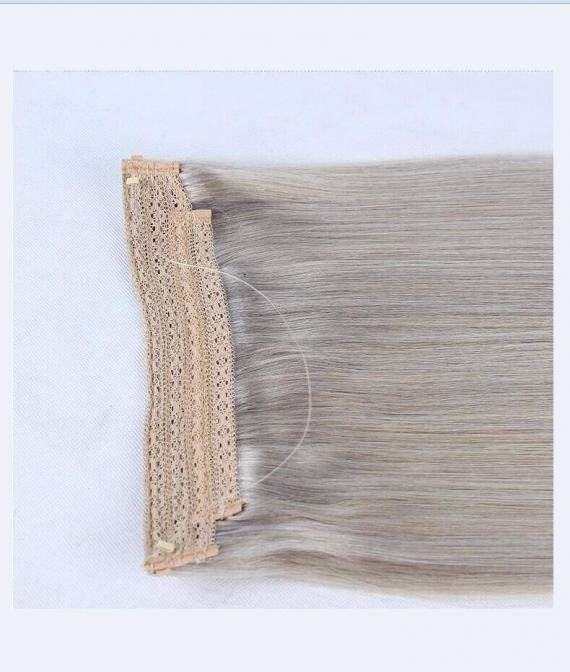 super remy hair halo hair extensions (4)