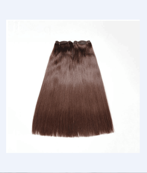 super remy hair hand tied weft hair extensions (1)