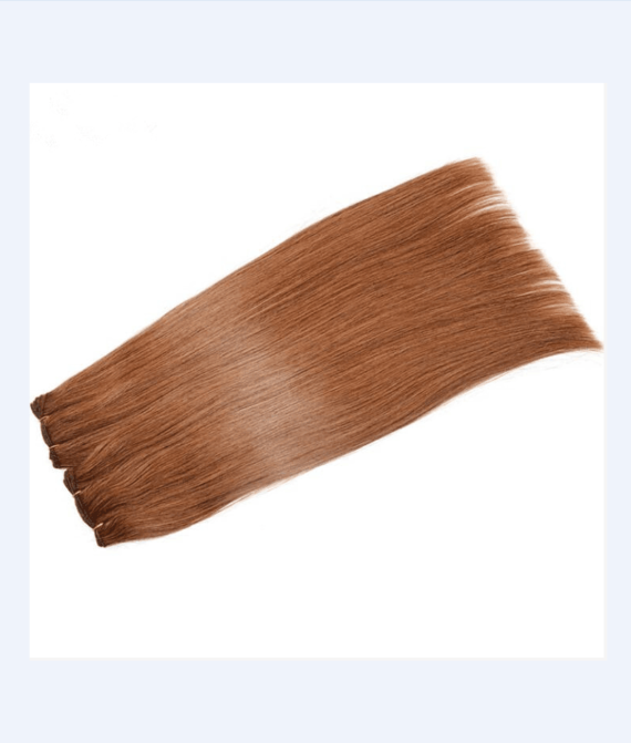 super remy hair hand tied weft hair extensions (5)