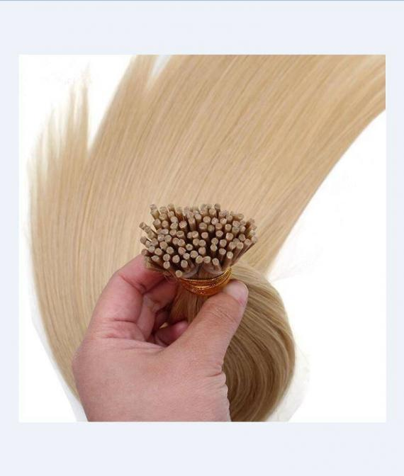 super remy hair i tip hair extensions (8)
