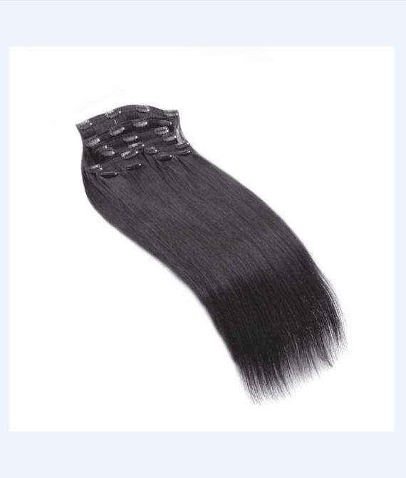 super remy hair lace clip hair (4)