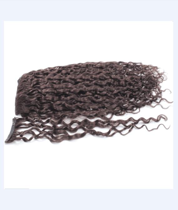 super remy hair lace clip hair (5)