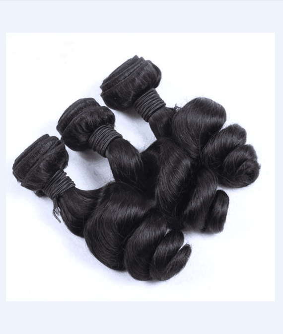 super remy hair machine hair weft (2)