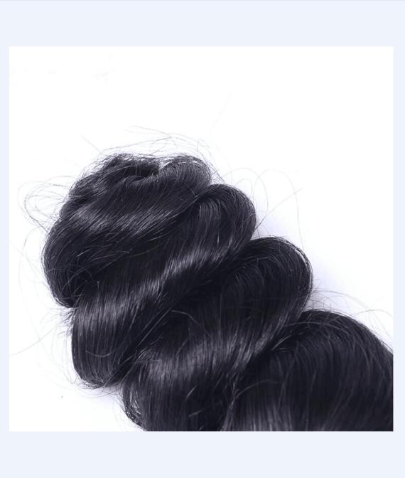 super remy hair machine hair weft (4)