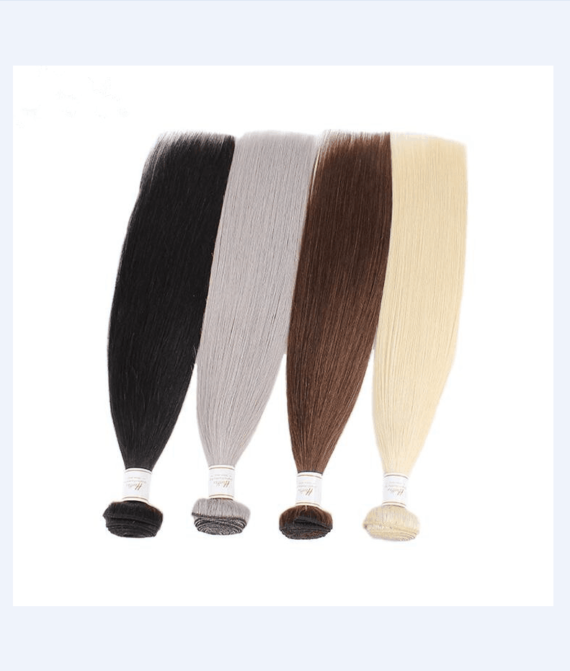 super remy hair machine hair weft (5)