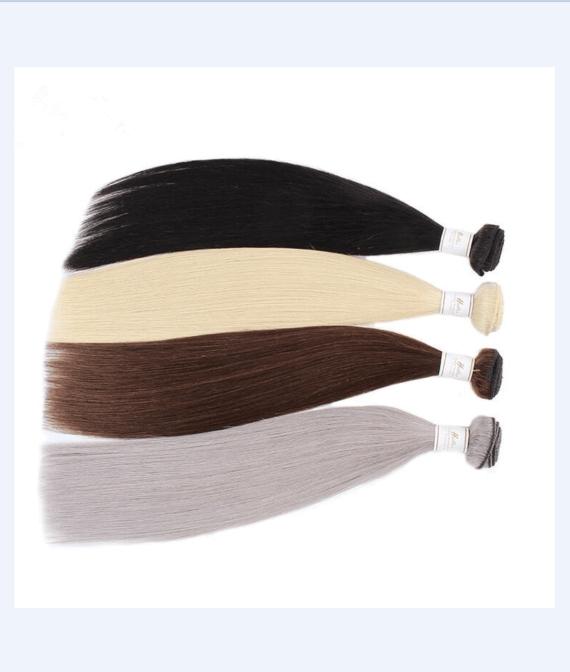 super remy hair machine hair weft (6)