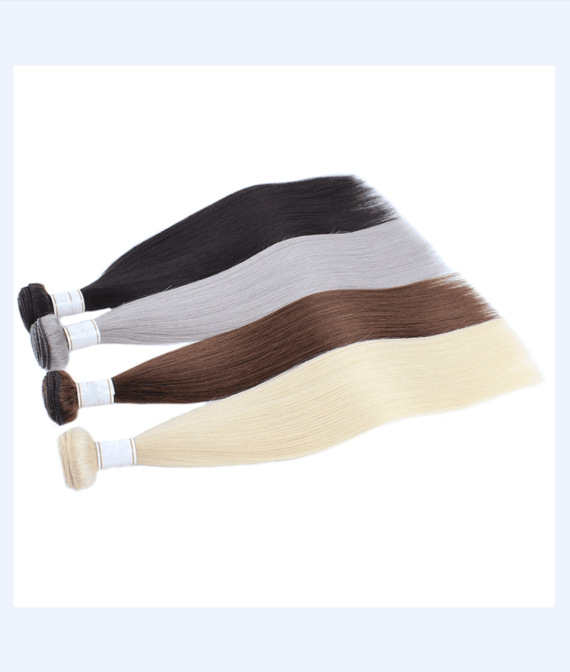 super remy hair machine hair weft (7)