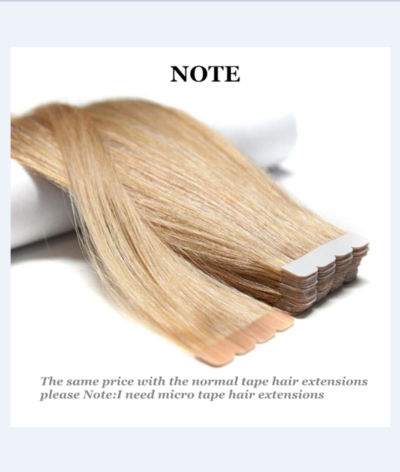 super remy hair tape in hair extensions (3)