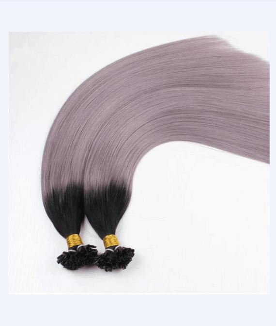 super remy hair u tip hair (5)
